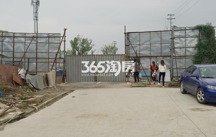 银亿东城实景图(10.25)