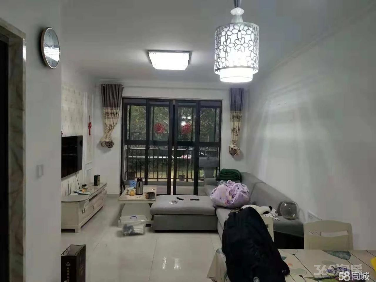 淮矿东方蓝海3室2厅1卫94平米整租精装