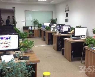 浦口新城总部大厦B座313平米豪华装整租