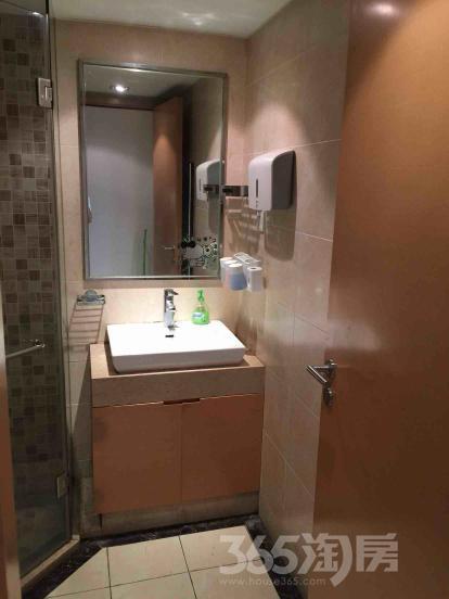 长江路九号(公寓)1室1厅2卫100平米整租精装