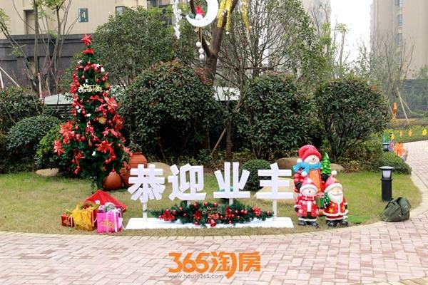 三潭音悦和园景观实景图(2017.12摄)