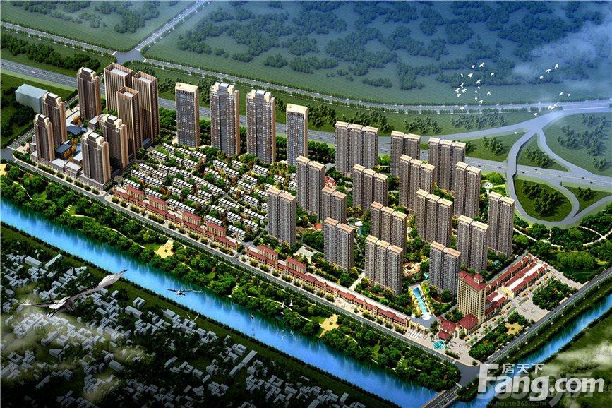 《淮海国际》花园社区小城故事开盘在即火热认购