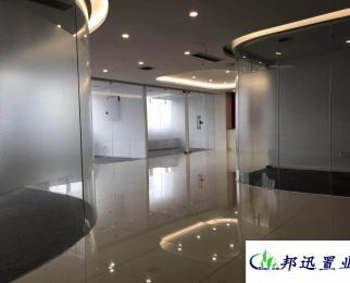 投资大厦 三山街地铁口 5 A纯写 精装修 正对电梯 户型方