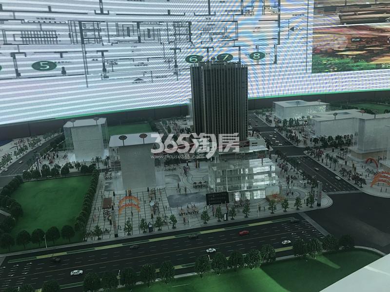 恒大滨江项目沙盘(8.20)