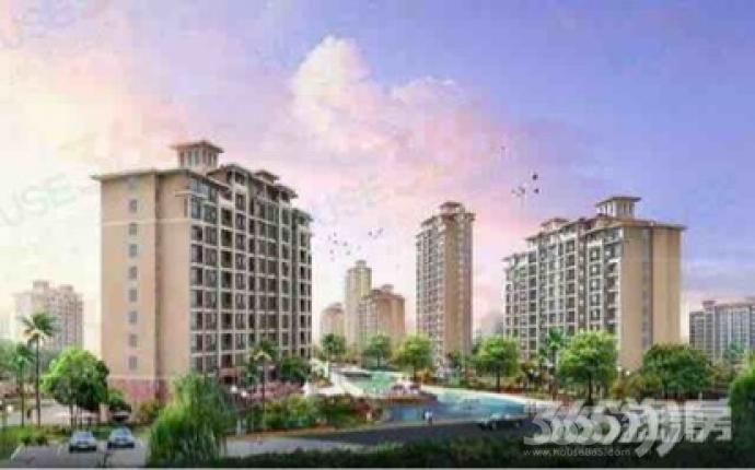 碧桂园3室2厅2卫131.09平米精装产权房2011年建满五
