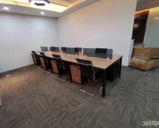 高铁南站 城际空间站 地铁口 精装朝南 甲级写字楼 全套办公家具