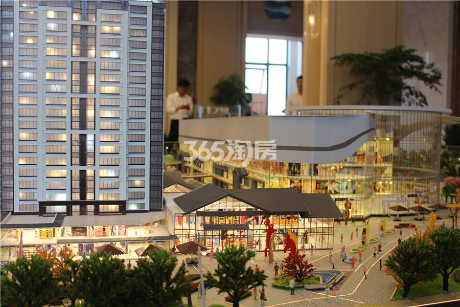 金鹏・99城市广场售楼部图片