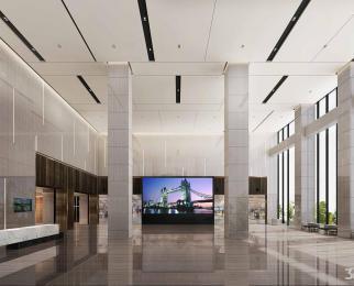 河西CBD 6A甲级写字楼 火热招商中 开发商直招 400平米起