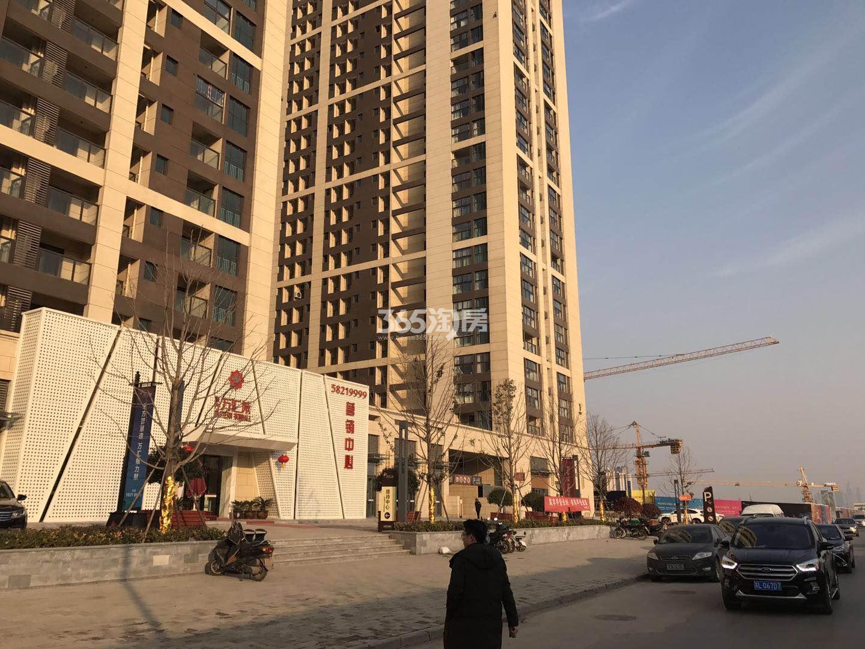 东方万汇城南区售楼处实景图(2.22)