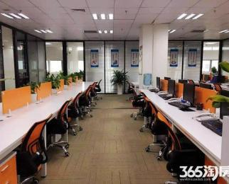 河西君泰国际 新城科技旁 纯办公 7.2挑高 精装带家具 随