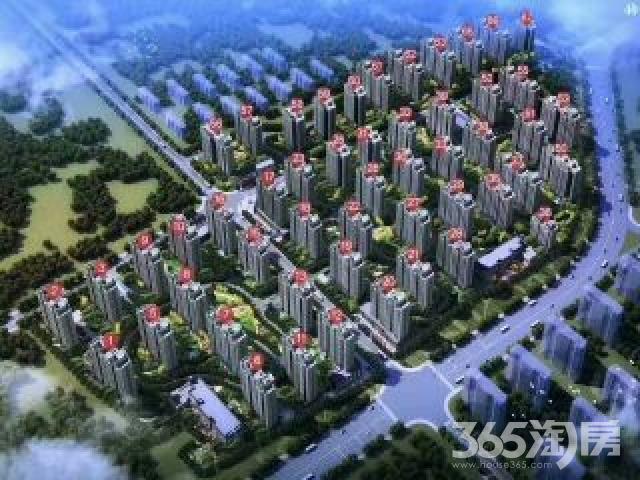 浩创梧桐花语3室2厅2卫105平米2017年产权房毛坯