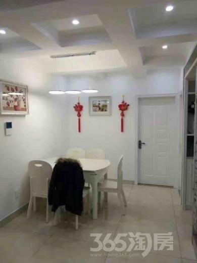 海韵江南3室2厅1卫88平米豪华装产权房2015年建