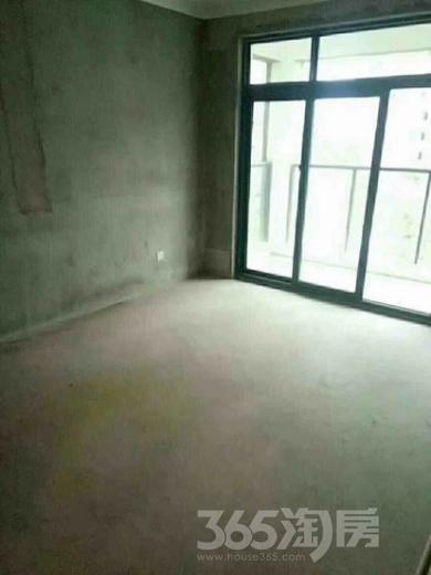 通城紫都3室2厅1卫97平米毛坯产权房2017年建
