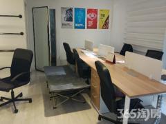 金轮国际广场 新街口双地铁口 精装户型方正全套办公家具