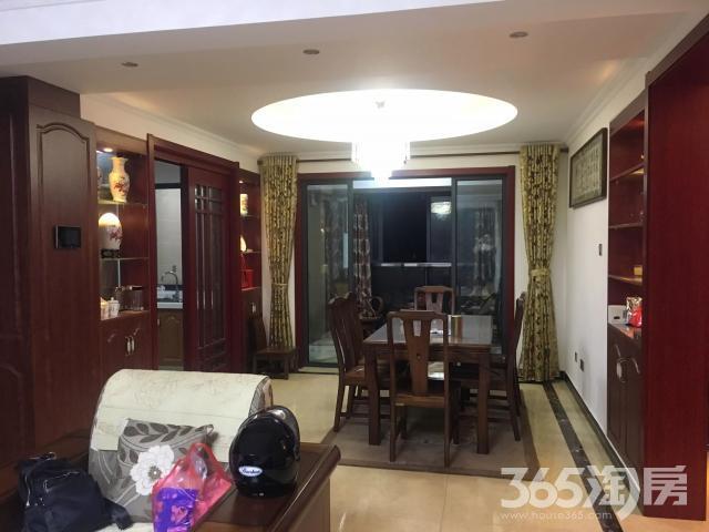 东方龙城甘棠苑3室2厅2卫141.24平方产权房豪华装