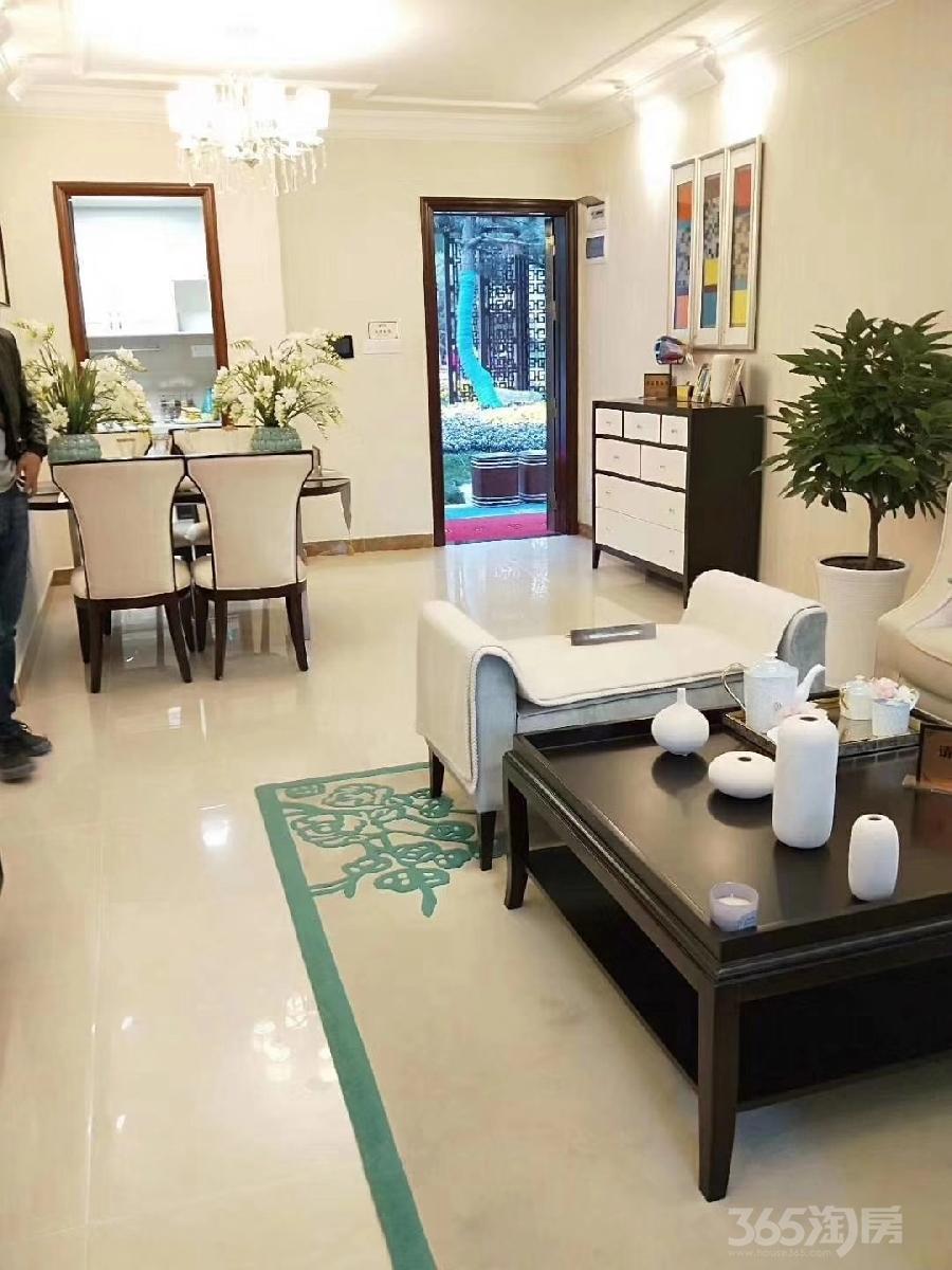 恒大雅苑3室2厅2卫111平米2018年产权房精装