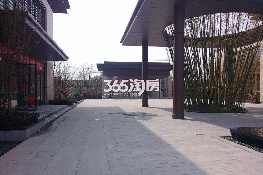 朗诗滨湖绿郡实景图