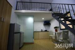 盛航青年公寓1室1厅1卫18�O整租精装