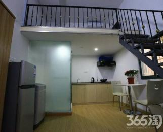盛航青年公寓1室1厅1卫18㎡整租精装
