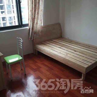 北京路京华世家3室1厅1卫105平米整租简装