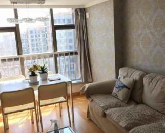 <font color=red>紫荆国际公寓</font>2室1厅2卫100平米整租豪华装