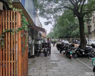 汉北街 80平沿街门面 临街 可餐饮 平台商户 小吃首 选 商业性质