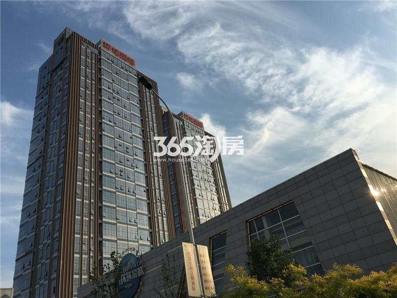 天津东方环球影城实景图