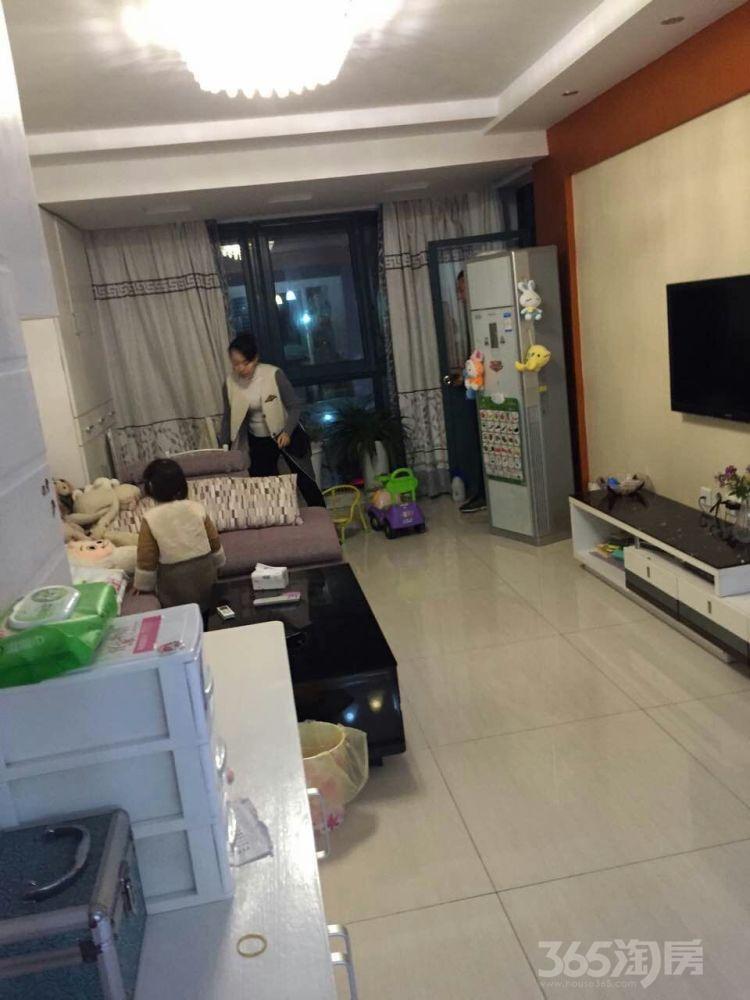 颐景嘉苑2室2厅1卫85平米2012年使用权房精装