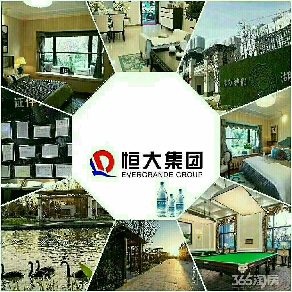 恒大雅苑3室2厅2卫99平米2016年产权房精装