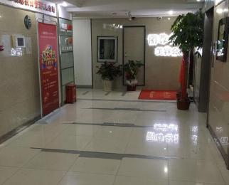 珠江路地铁口 易发信息大厦 户型方正 正对电梯口 精装修