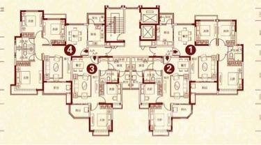 恒大御景湾2室1厅1卫82.83平米精装产权房2016年建