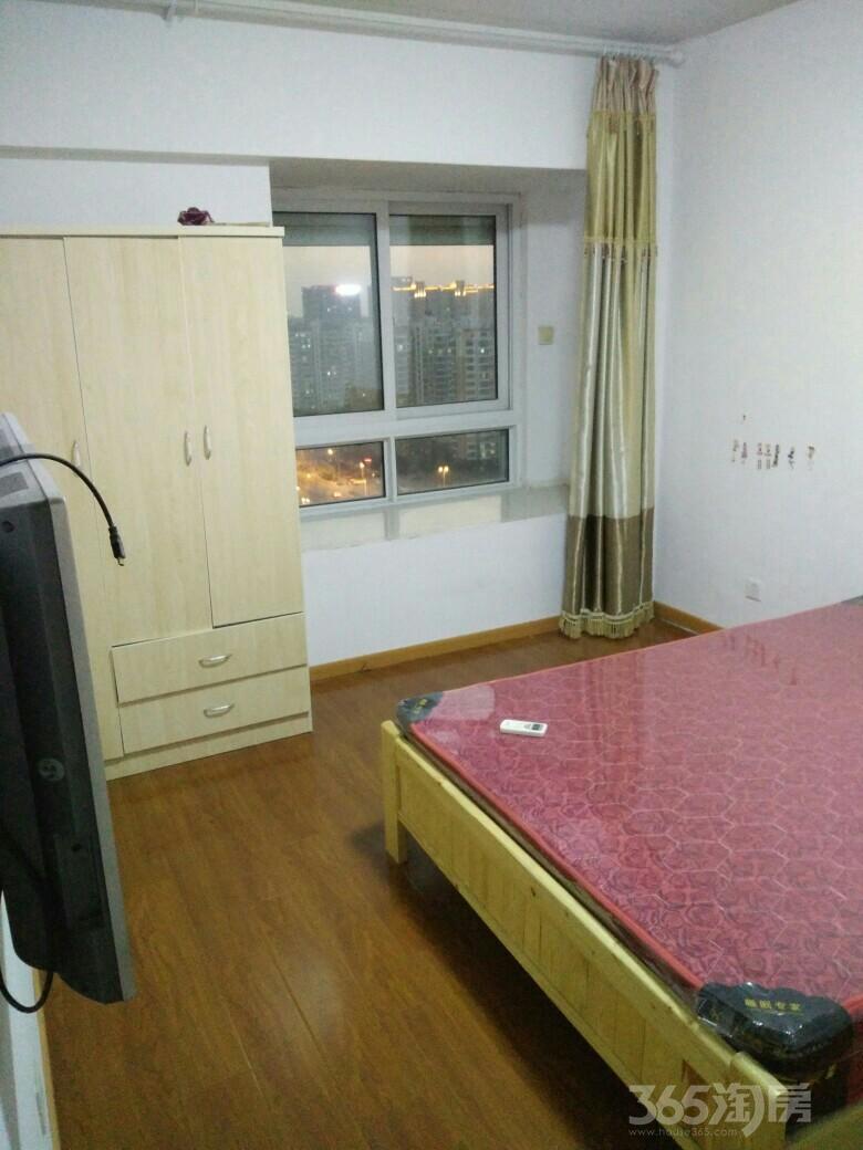 财富广场2室1厅1卫90平米整租中装