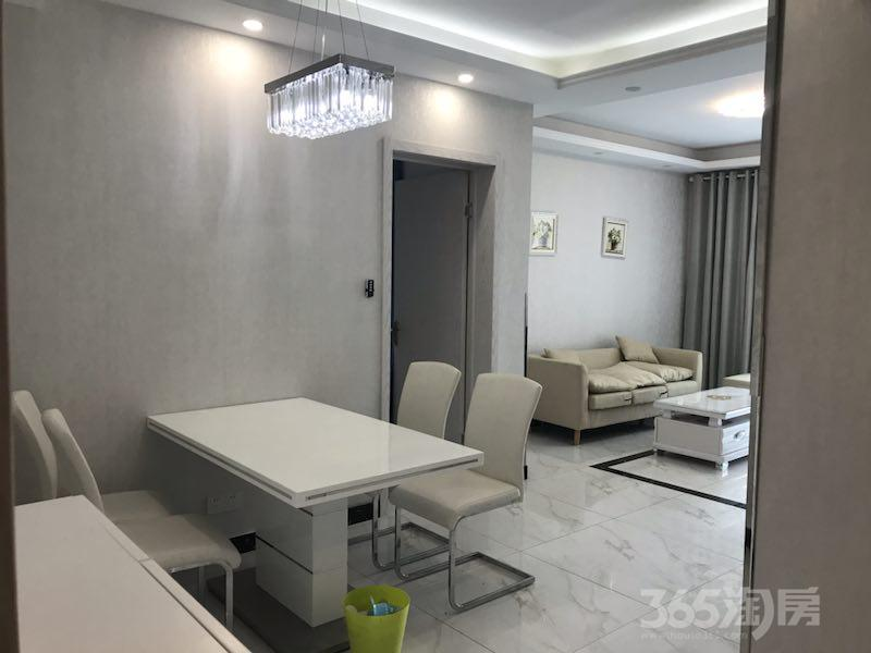 世茂外滩新城3室2厅1卫110平米整租豪华装