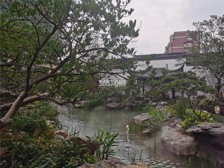 美的建发润锦园实景图