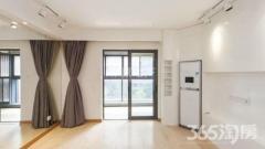 河西 仁恒G52公寓 精装复式2房 近校区 适宜高管 居家陪读