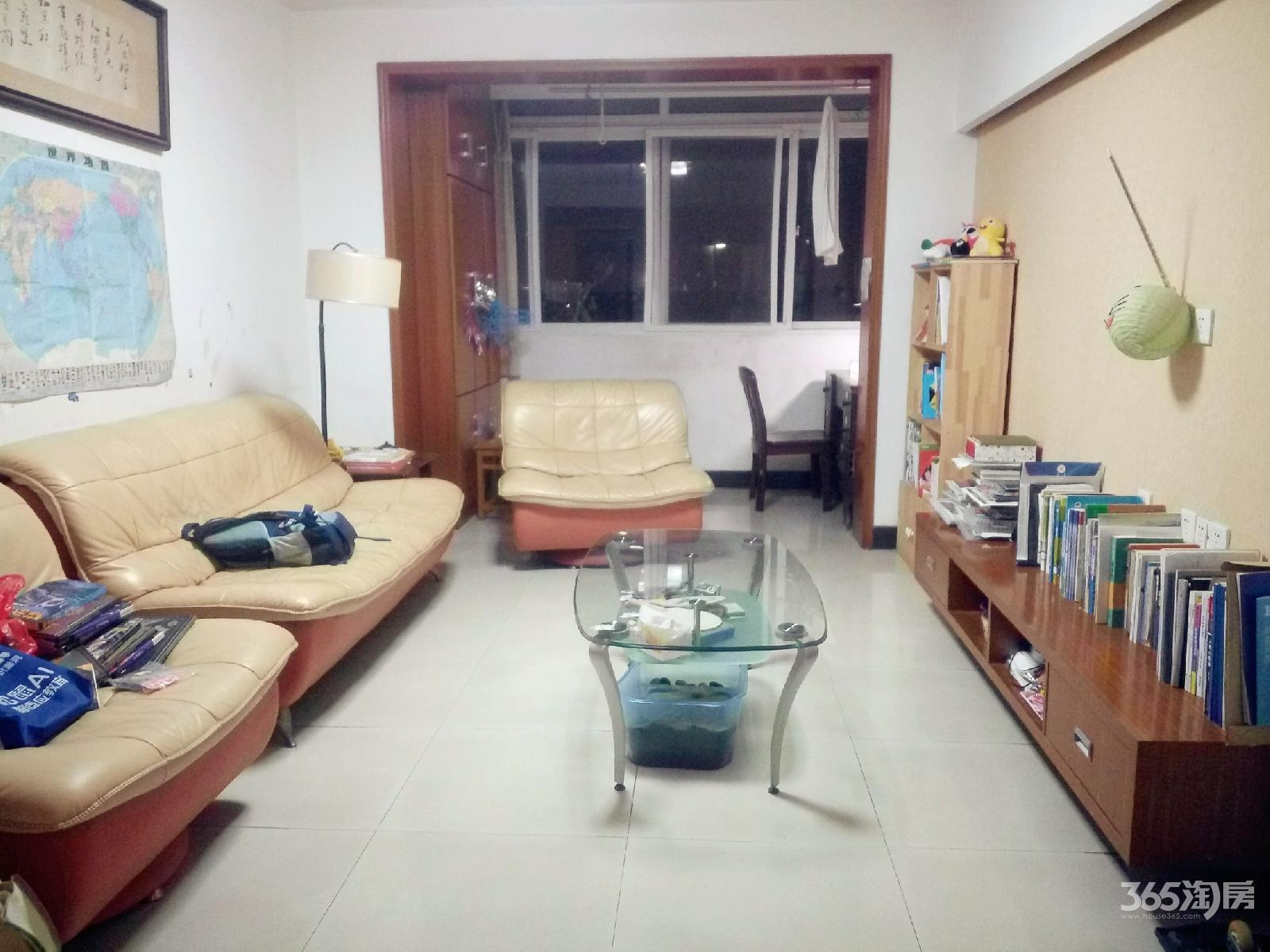 南师大茶苑3室2厅1卫带阁楼102.03平方产权房满五唯一