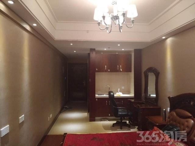 百乐门文化经贸广场1室1厅1卫42㎡整租精装