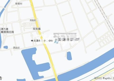 清大博雅总部园区交通图