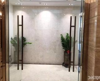 河西奥体CBD 嘉业国际城 136平全新精装办公房落地窗采光
