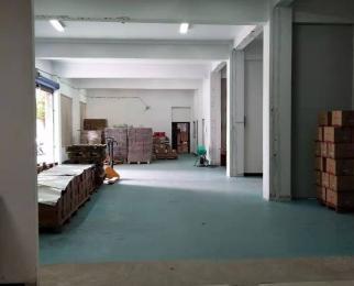 500平 已装修 干净整洁  5米高库房出租