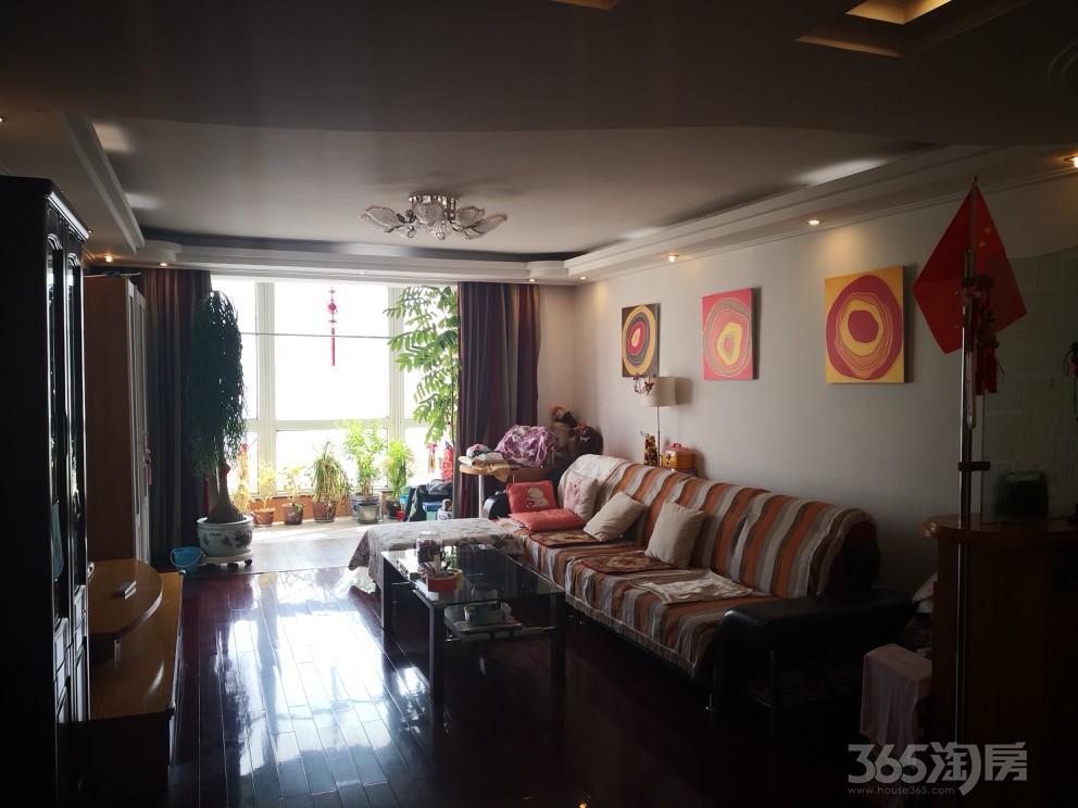 金盛家园2室2厅1卫118平米2002年产权房中装