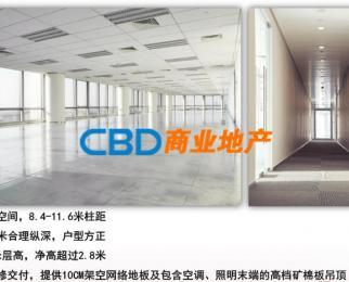 送iphone8 中海大厦招商部 可分割 开发商直招 正对电梯口