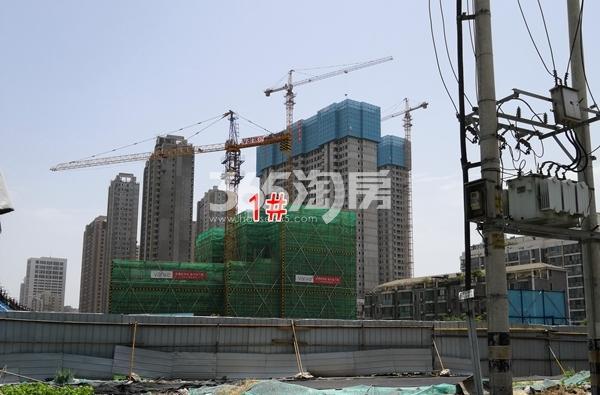 万科翡翠天地二期1#楼建约6层(5.28)