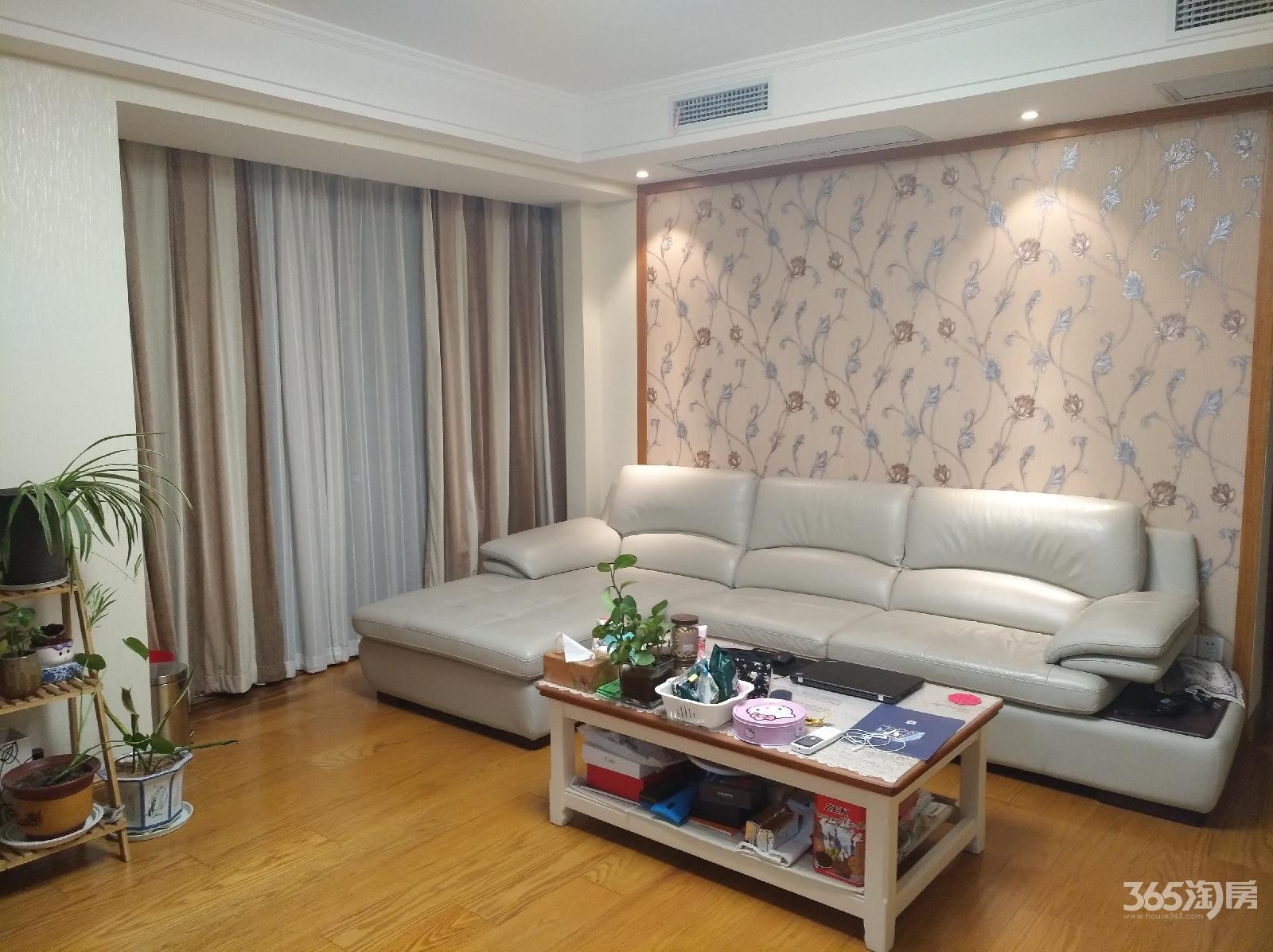 中电颐和家园尚玄3室2厅2卫130平方产权房豪华装