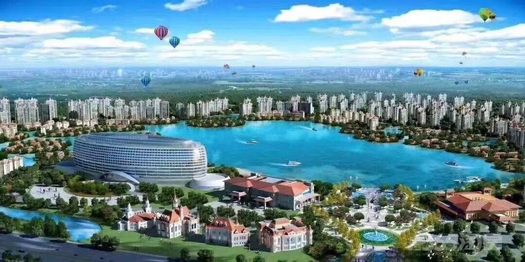 合肥新桥机场恒大阳光半岛高层、洋房、别墅