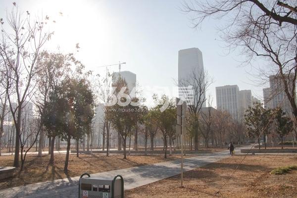 绿地中央广场 市民广场 201801