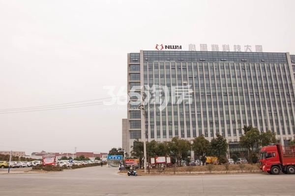 中国铁建・燕山国际城 城南新区管委会 201801