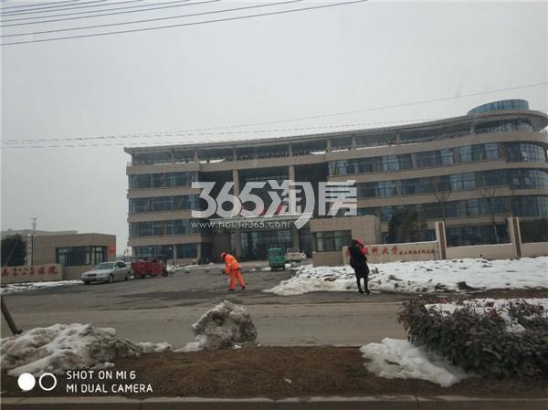 碧桂园·北站华府实景图