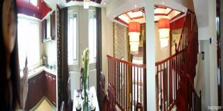 六合东桃园亲水湾 纯中式别墅灰瓦红墙古色古香 特价房源仅此一套