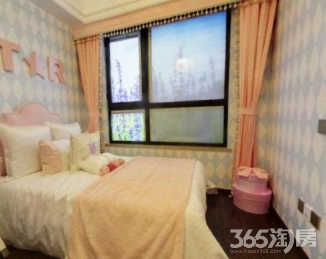 福爵花语城2室2厅1卫90平米2014年产权房毛坯